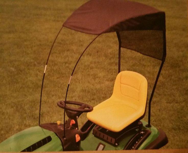 John Deere Tractor Sun Canopy Shade Lawn Mower BG20260, fits L100,L110,L120,L130 | Home & Garden, Yard, Garden & Outdoor Living, Lawnmowers | eBay!