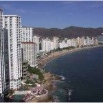 Vacanta ta pe plaja Acapulco de Juarez din Mexic