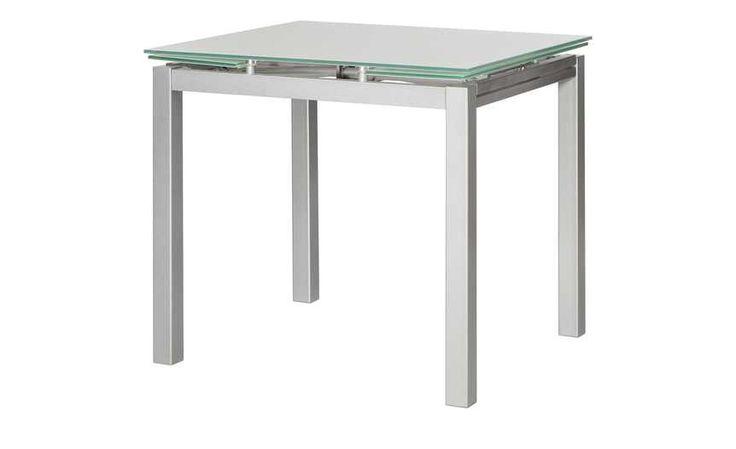 esstisch glas metall ausziehbar emanuel esstisch glas h ffner und esstische. Black Bedroom Furniture Sets. Home Design Ideas