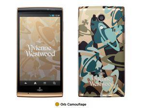 ヴィヴィアン・ウエストウッドとコラボしたスマホ 3万台限定でドコモが発売