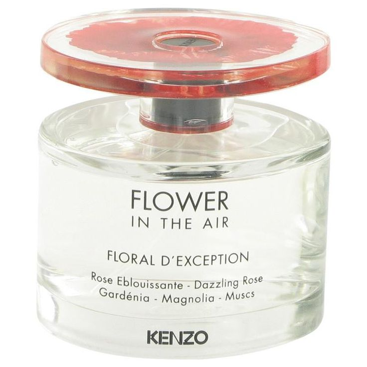 Kenzo Flower In The Air Floral D'exception Eau De Parfum Spray (Tester) By Kenzo