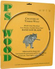 """1/2"""" x 0.025 PC & RK Series Timber Wolf® band saw blades"""