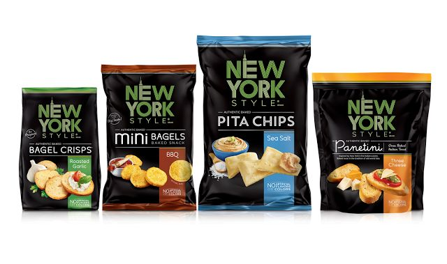 New York Style on Packaging of the World - Creative Package Design Gallery #flexo #bag #black