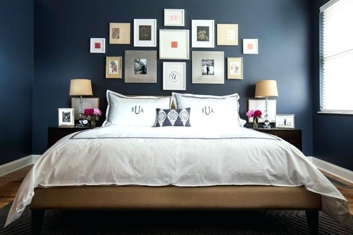 Navy Amp Dark Blue Bedroom Design Ideas