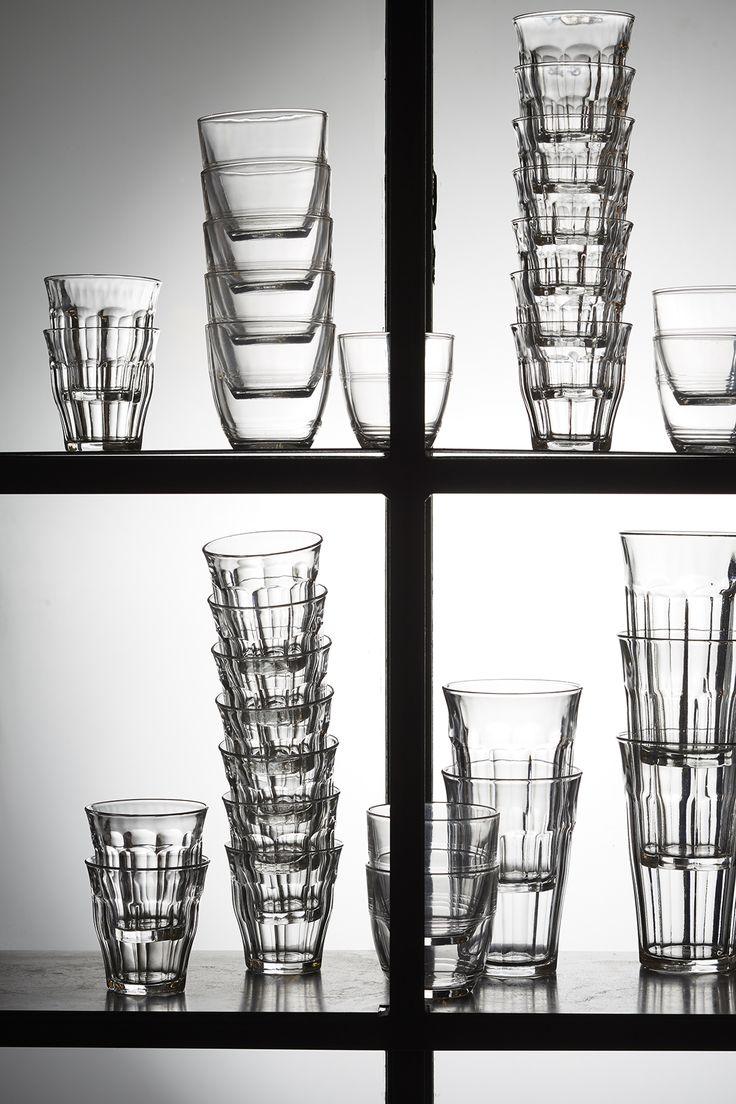 Les verres Duralex chez Merci