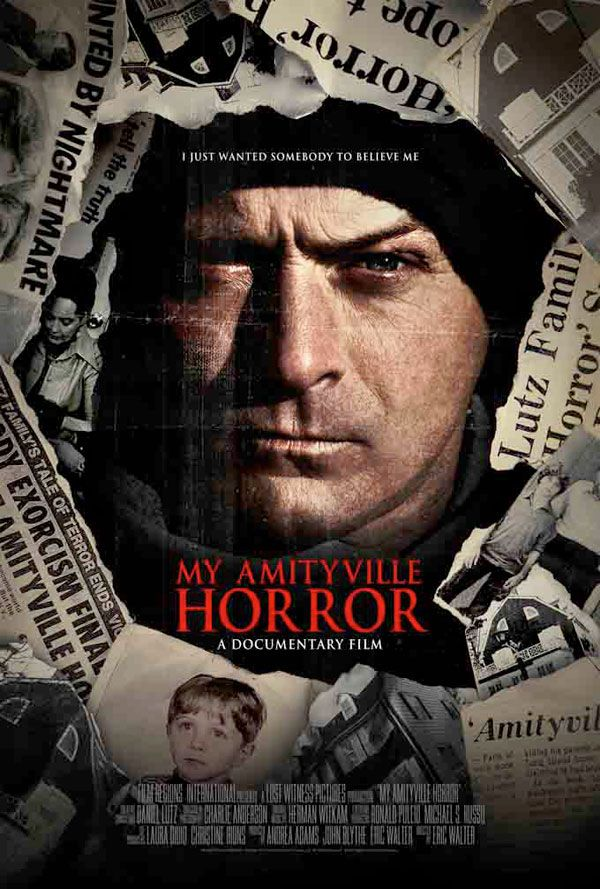 my amityville horror Bizarre Documentary, But not believeable to me.