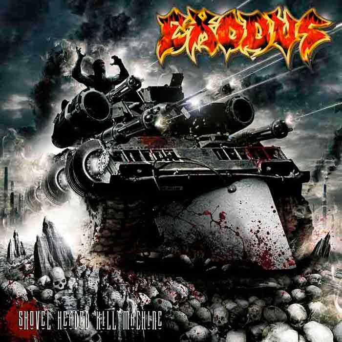 Exodus — Shovel Headed Kill Machine (2005) | Thrash Metal