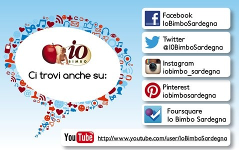Seguici! Follow us!  ;)