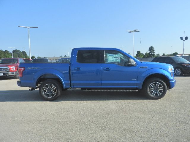 2015 Ford F-150 XLT Blue Flame Metallic (1FTEW1CP7FKD55098) New Ford Inventory - Houston TX Serving Crosby The Woodlands Pearland Spring