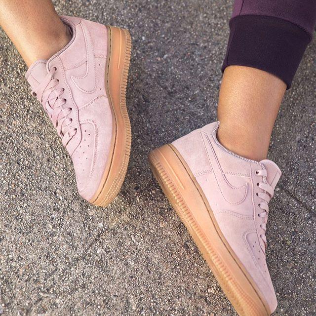 Sneakers, Nike suede trainers, Nike air