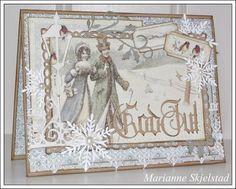 Mariannes papirverden.