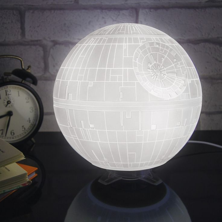 Star Wars Deathstar Mood Light