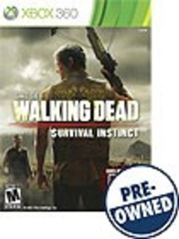 The Walking Dead: Survival Instinct - PRE-Owned - Xbox 360