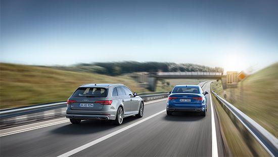 Audi A4 Limousine I Audi A4 Avant Swietnie Sprzedajace Sie Modele W