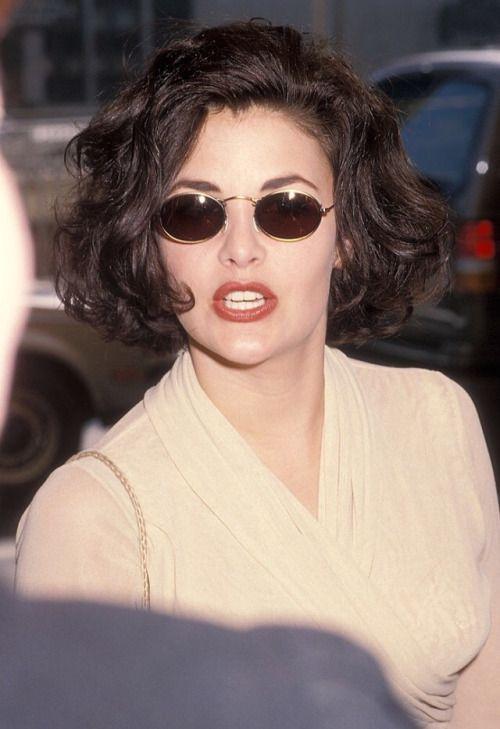 Sherilyn Fenn, 1990