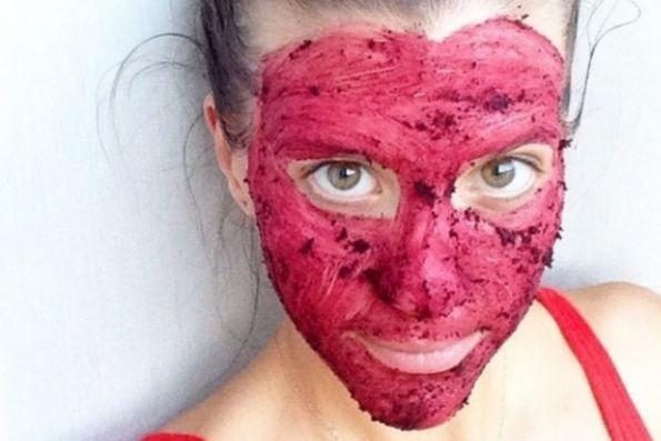 فوائد الكركديه للبشرة وأشهر الوصفات والماسكات موقع مصري Halloween Face Makeup Carnival Face Paint Halloween Face