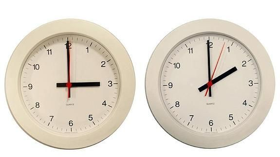 El cambio horario será en la noche del sábado 24 al 25 de octubre de 2015, a las 03.00 horas de la madrugada serán las 02.00 horas, con lo que dormimos una hora más. La justificación de este cambio no es otra que termina el horario de verano para dar paso al de invierno y los cambios en el reloj se ven afectados en la primavera (que se adelanta una hora) y en el otoño (que se atrasa una hora).  Ventajas de atrasar la hora El retraso de la hora tiene como fin reducir el consumo de energía
