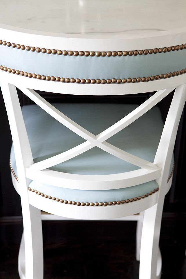 Best 25+ White leather bar stools ideas on Pinterest | Leather bar ...