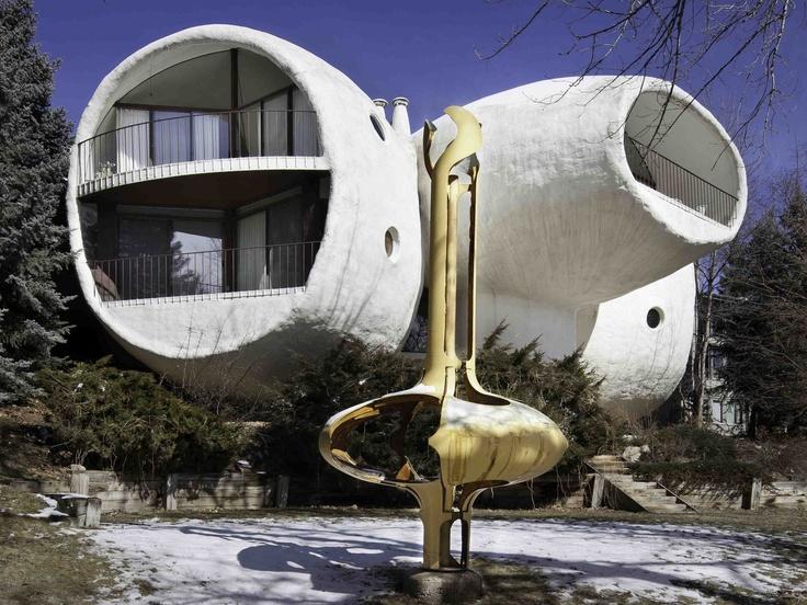 17 best images about concrete papercrete foam houses on for Foam concrete house
