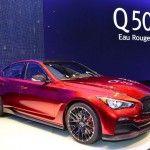 Targi Genewa 2014   Infiniti Q50 Eau Rouge