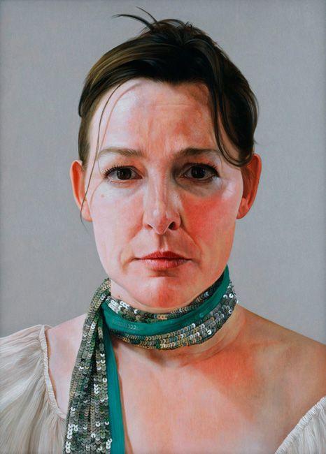 Giulietta Coates by Dean Marsh (BP Portrait Award winner 2005)