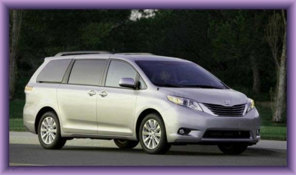 2015 Toyota Sienna Hybrid Release Date and Price