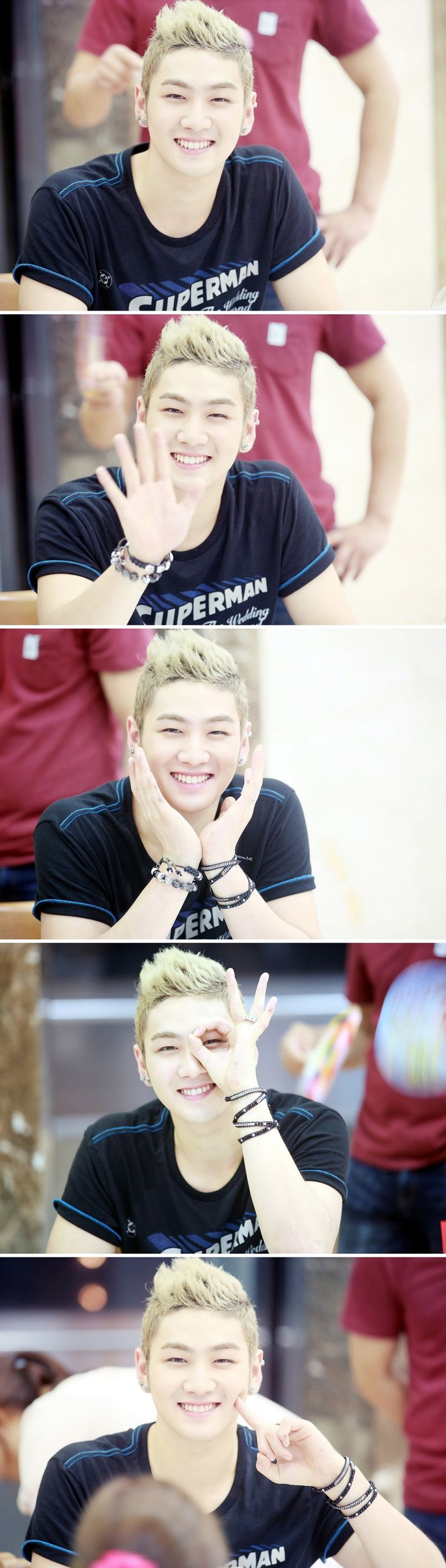 NU'EST's #Baekho ♡ - So cute, I can't even...