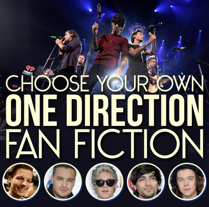 Choose Your Own One Direction Adventure