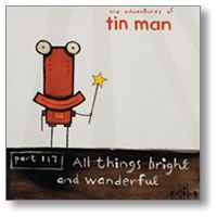 IMAGE VAULT - All Things Bright And Wanderful by Tony Cribb - blocks