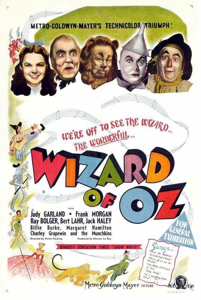 O Feiticeiro de Oz (1939) - IMDb