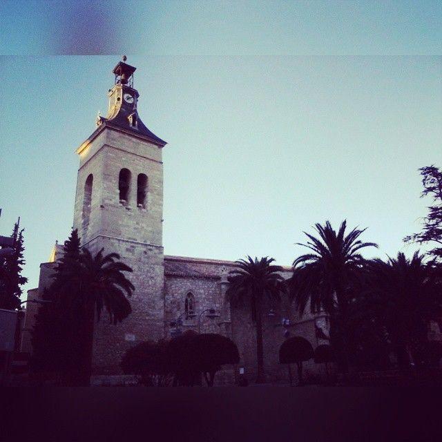 Parroquia San Pedro, Ciudad Real.  Atardecer ... :) #CiudadReal #afternoon #spain #ParroquiaSanPedro #lovely #travel #boyfriend #españa2015 #instapick