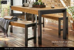 Buy Hudson Bench Set from the Next UK online shop
