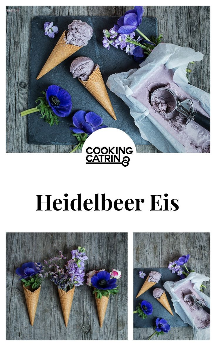 Eis, Eiscreme, Heidelbeer, Blaubeer, Beere, Frucht, Blueberry, ice, icecream, berries