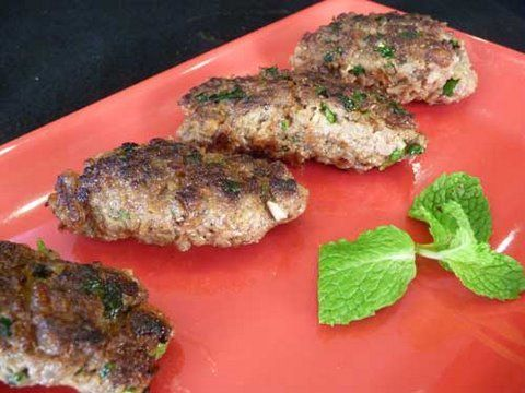 Seekh Kebab - Indian Non Vegetarian Appetizer Recipes - YouTube