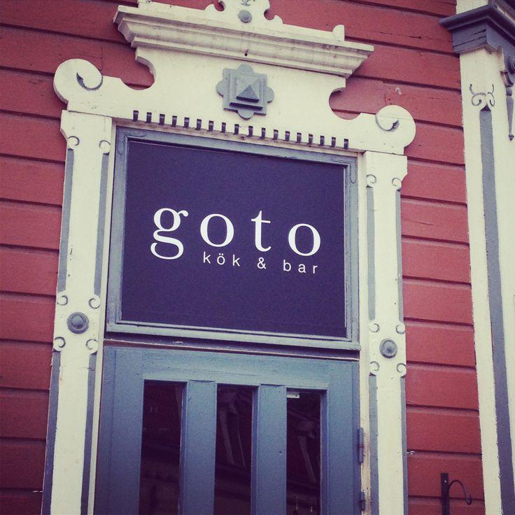 #Restaurant Goto #rauma