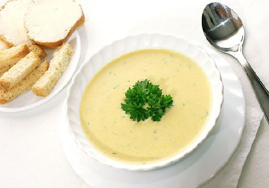 Суп пюре вегитарианский арт лайф