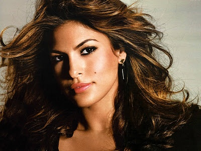 Magnificent 1000 Images About Eva Mendes On Pinterest Her Hair Eva Mendes Hairstyle Inspiration Daily Dogsangcom