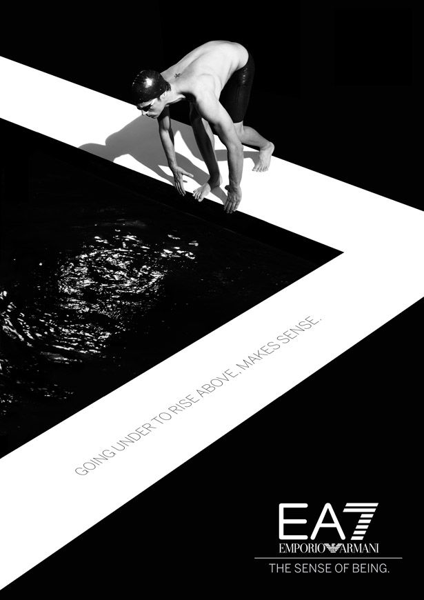 Emporio #ArmaniEA7 presents every athlete they are sponsoring for the #Olympics in beautiful black & white videos.