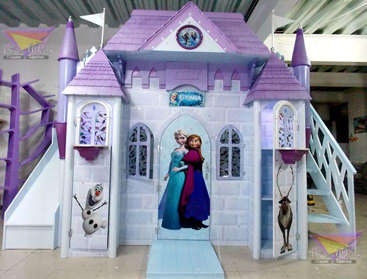 39 best cuartos de princesas images on pinterest girl for Cuartos de princesas