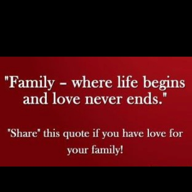 Why Family Is Important Quotes: 17 Best Images About Family Is Not An Important Thing, It
