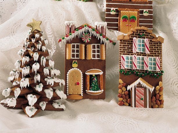 #DIY Gingerbread House Party #Christmas
