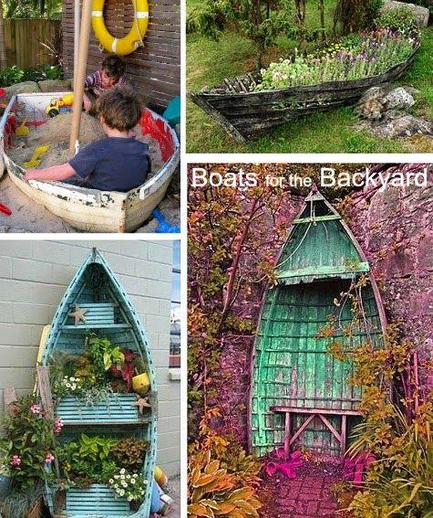 Garden Decor Diy Pinterest: 574 Best Images About Nautical Decor On Pinterest