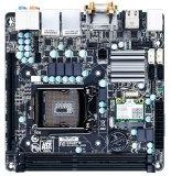 Gigabyte H77N-WIFI Motherboard Core i3/i5/i7/Pentium/Celeron Socket LGA1155 Intel H77 Express Mini-ITX RAID Gigabit LAN/Wireless LAN (GA-H77N-WIFI)