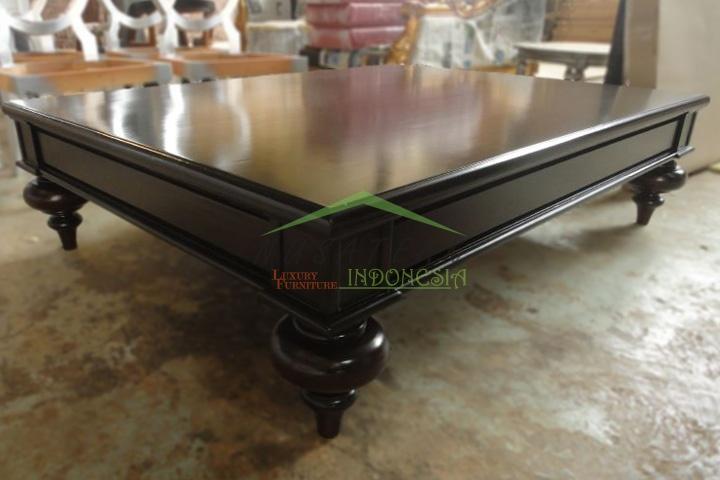 Sita Modern Coffee Table - Luxury Home Furniture Indonesia - Nusa Teak