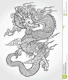 японский дракон: 20 тыс изображений найдено в Яндекс.Картинках