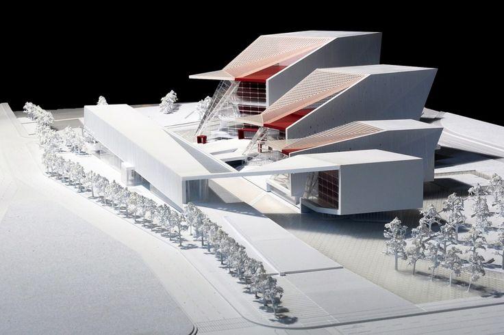 Sejong Art Center Competition Entry / H Architecture + Haeahn Architecture