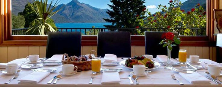 Queenstown House :: Boutique Bed & Breakfast :: Apartments :: Holiday Accommodation in Queenstown