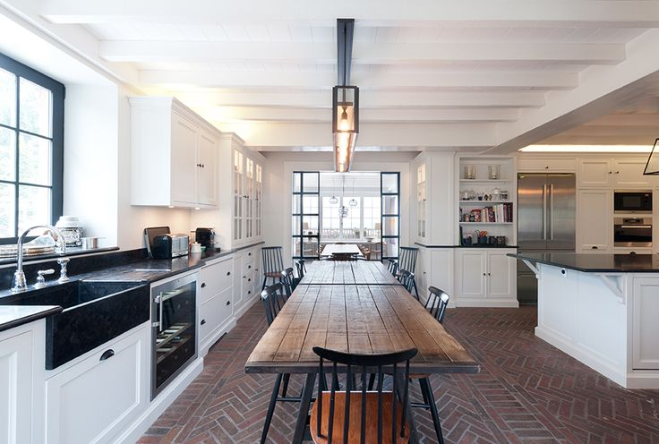 Built in kitchen - Marbrerie Des Yvelines