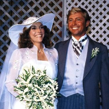Today in 1980, Karen Carpenter marries her first husband, Thomas Burris