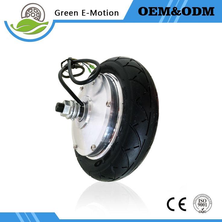 99.00$  Buy now - http://ali9p0.worldwells.pw/go.php?t=32730341689 - Electric brushless gear hub motor 8'' 36v 200w/250w/350w electric robot motor electric wheelbarrow golf carts motor wheel